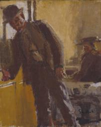 Walter Sickert, Off to the Pub, Tate Britain