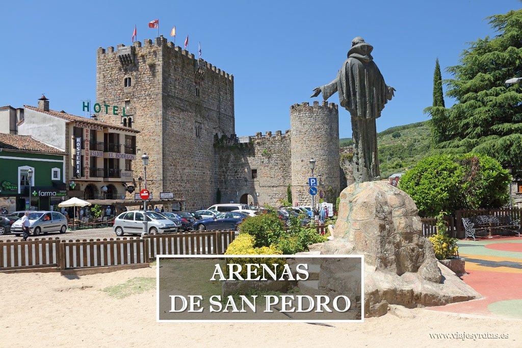 Qué ver en Arenas de San Pedro, una joya de Gredos