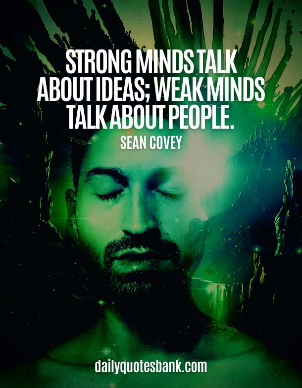 Life Lessons Quotes About Strong Mindset