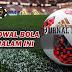 Jadwal Pertandingan Sepakbola Hari Ini, Minggu Tgl 18 - 19 Oktober 2020