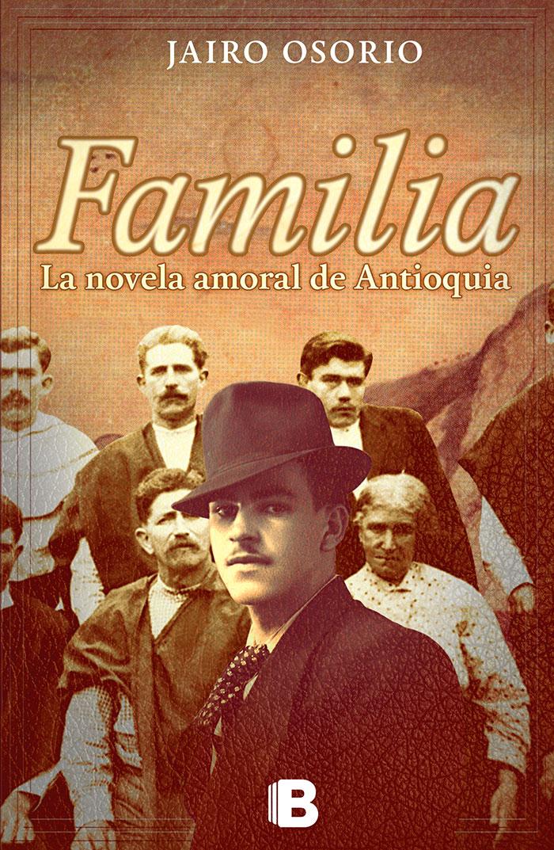 Portada de Familia de Jaime Osorio