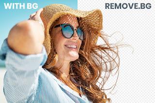 edit background foto online melalui remove.bg