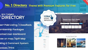 Download Directory v1.5 - Multi-purpose WordPress Theme nulled