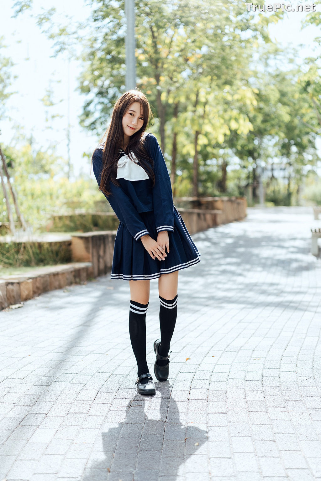 Image Thailand Cute Model - Pimpisa Kitiwini - After School - TruePic.net - Picture-2
