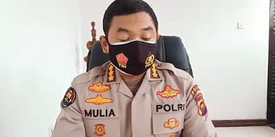 Beredar Pesan WA Ditlantas Razia Serentak Masker, Kabid Humas Polda Jambi: Hoax!