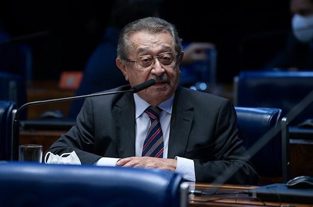 Senador José Maranhão morre aos 87 anos de covid-19