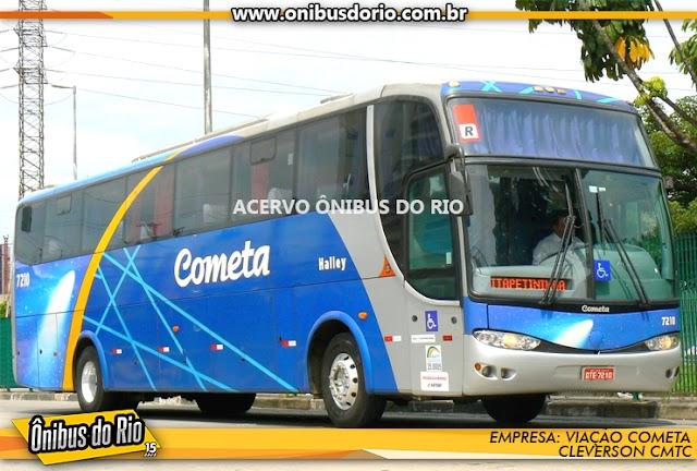 Cometa é condenada a pagar R$ 3 mil a passageira por colocar ônibus convencional no lugar de executivo