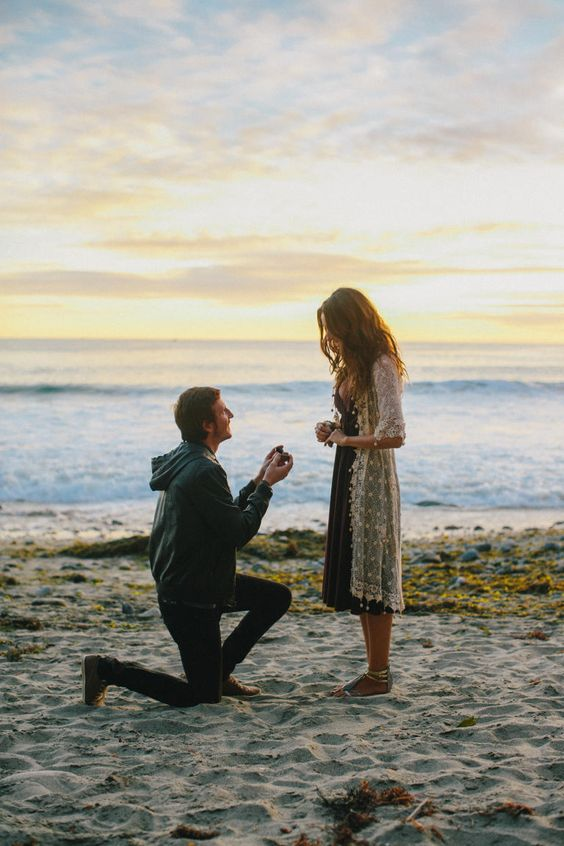 Propose at The Beach Most Romantic Place-1
