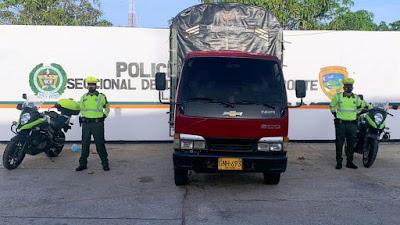 hoyennoticia.com, Policía se incautó cargamento de cigarrillos de contrabando por más $7 millones