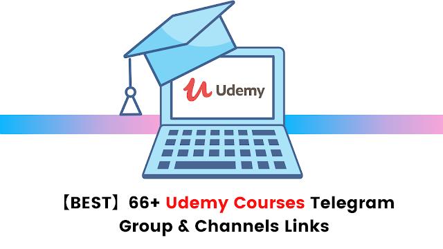 Udemy Courses Telegram Group Links