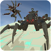 Spider Robot Mod Apk