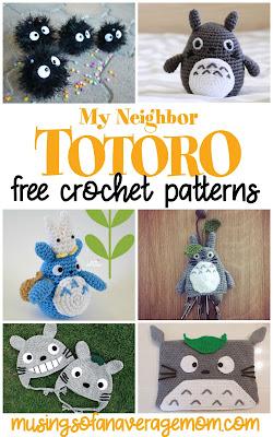 Toroto free crochet patterns