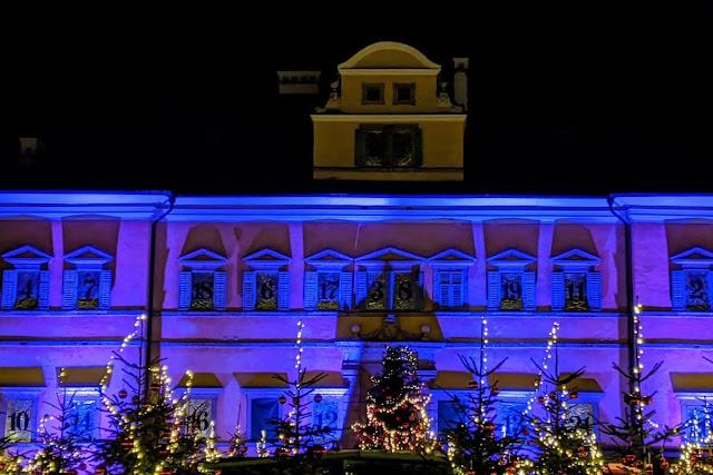 Salzburg in winter: Schloss Hellbrunn
