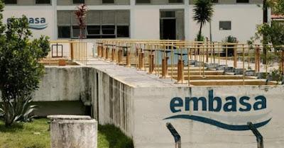 Embasa convoca mais 204 candidatos aprovados em concurso público