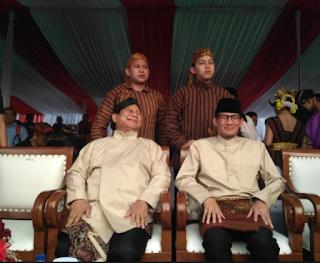 BIKIN GEMPAR LAGI !! Prabowo Subianto juga memiliki silsilah dengan Joko Kaiman, Sang Adipati Mrapat, yang membagi Banyumas