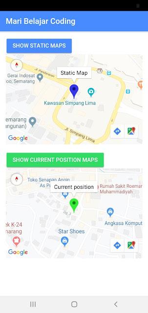 Menampilkan Maps di Ionic