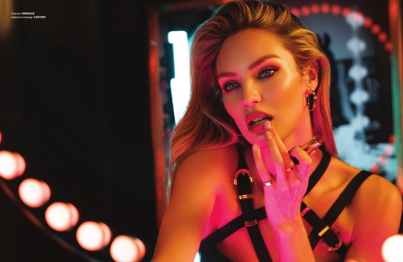 Candice Swanepoel – Numero Magazine Russia December 2019