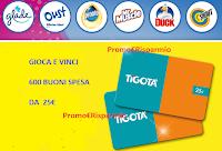 Logo ''Pulisci e profuma con Sc Johnson'' vinci 600 Gift Card Tigotà da 25€