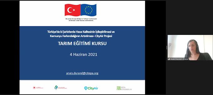 Hava Kirliliğini Önleme Çalıştayı'nda  Karadeniz Bölgesi için