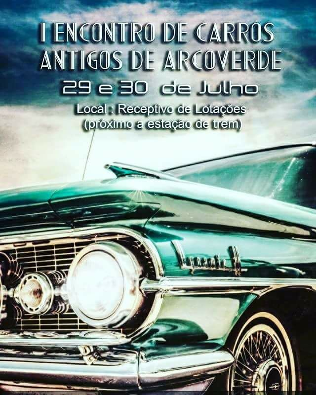 Arcoverde realiza encontro de carros antigos neste sábado (29)  3f86db606b5a4