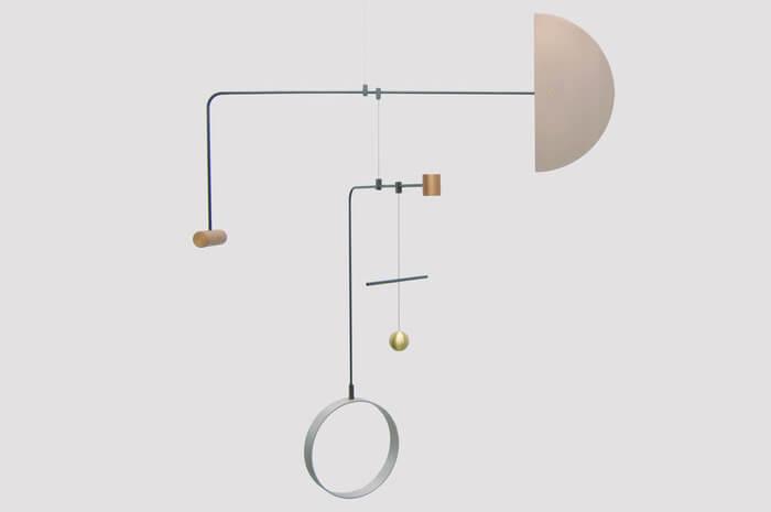 esempio di hanging mobile