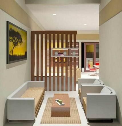 Desain Rumah Minimalis Sederhana Dengan Ruangan mewah