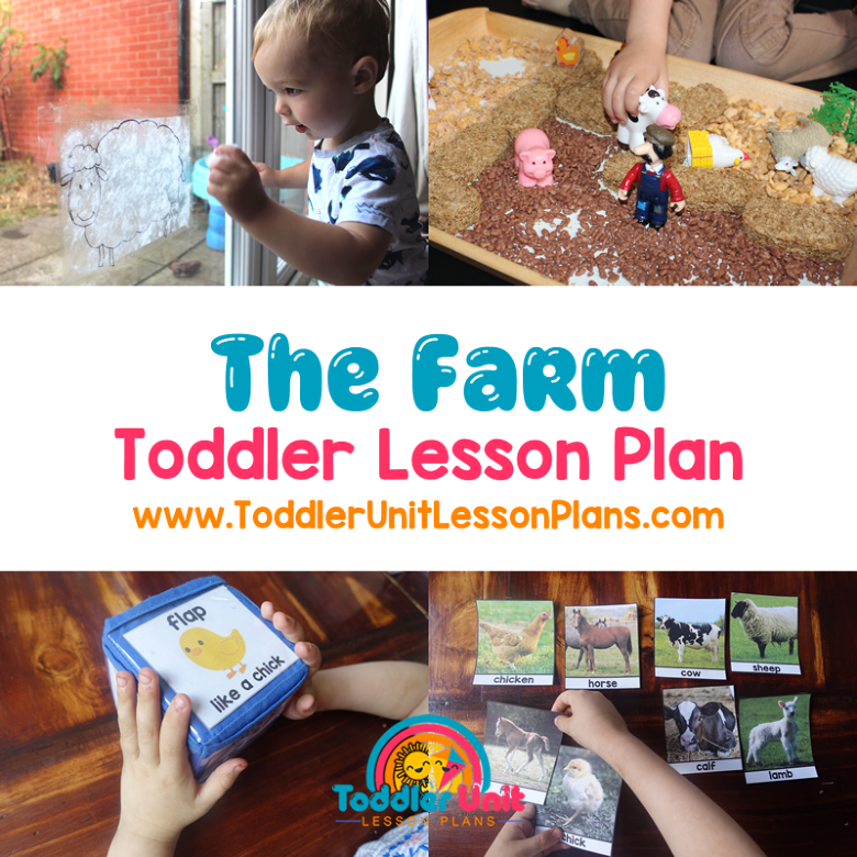 toddler lesson plans farm