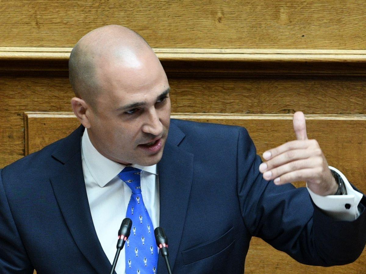 Μπογδάνος: Χωρίς τον στρατό της, η Ελλάδα δεν θα υπήρχε (βίντεο)