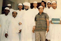 Hubungan Sayyid Muhammad bin Alawi al Maliki Degan Gus Dur