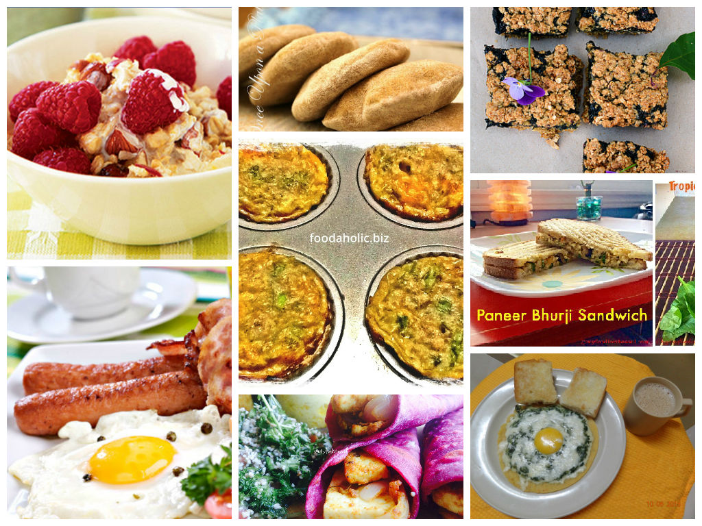 100 healthy & tasty breakfast recipes you will love to wake up to