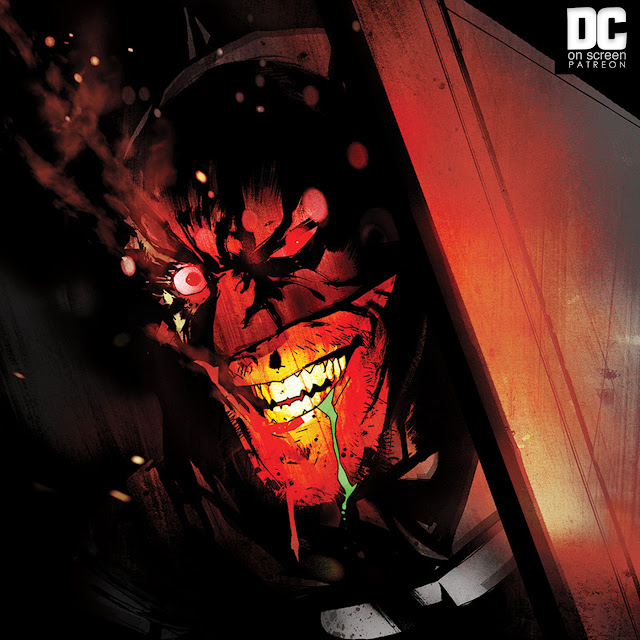 Batman Who Laughs Patreon Exclusive
