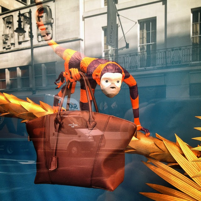 louis vuitton monkeys