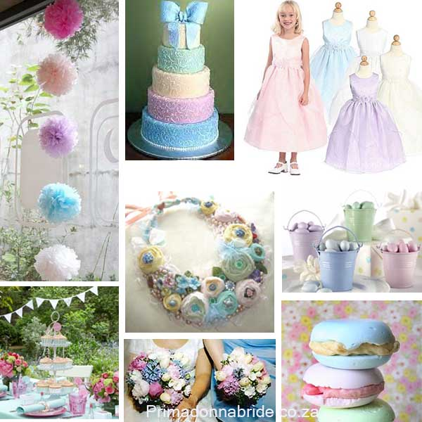 Marry2Love: Pastel Theme Wedding Inspiration