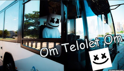 Download Lagu Om Telolet Om Dj remix Mp3 Terbaru