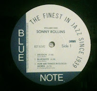dmm sonny rollings blue note label