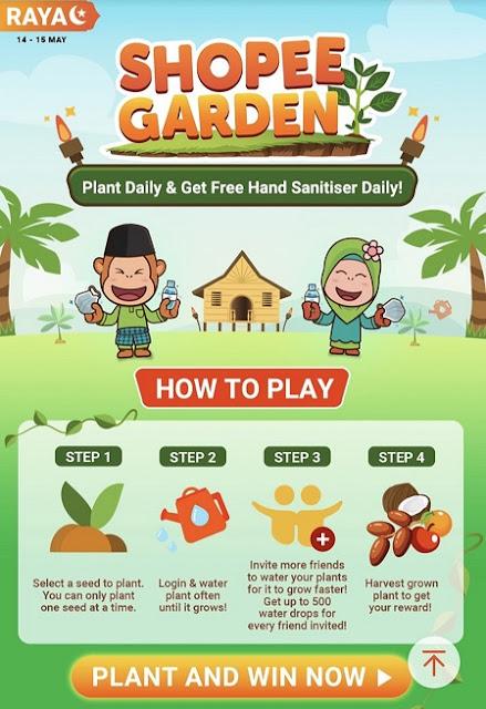 shopee garden