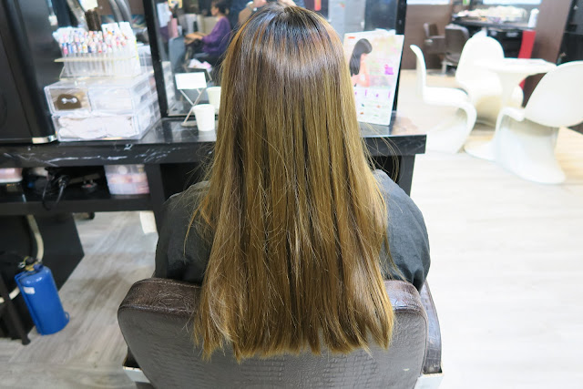 Hair Fusion @Elite Hair Group B5 treatment