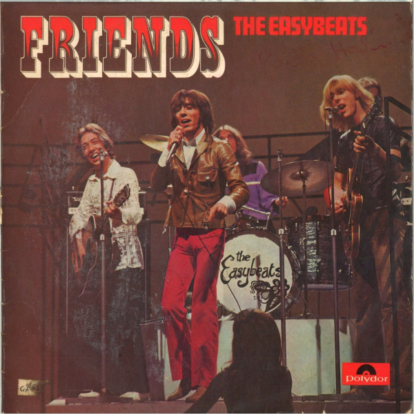 Cun Cun Revival The Easybeats 1969 Friends