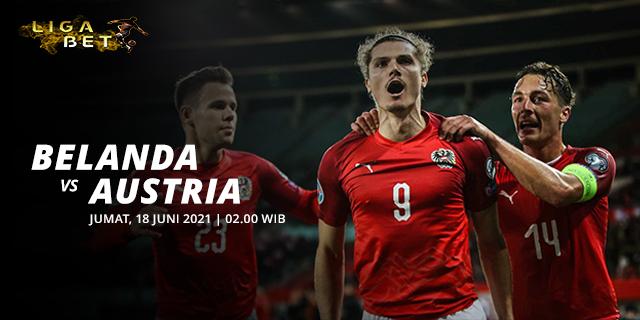 PREDIKSI PARLAY BELANDA VS AUSTRIA
