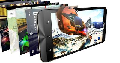 Asus Zenfone Max dengan battery 5000 mAh