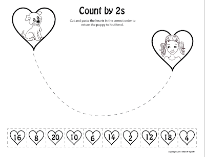 Ms. Liebel's Classroom: Skip Counting