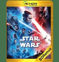 STAR WARS: EPISODIO IX – EL ASCENSO DE SKYWALKER (2019) BDREMUX 2160P HDR MKV ESPAÑOL LATINO