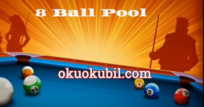 8 Ball Pool Mod Menu, Sınırsız Hileli Apk İndir 2020