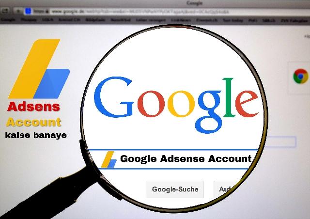Google Adsense Account Kaise Banaye Step By Step Jankari
