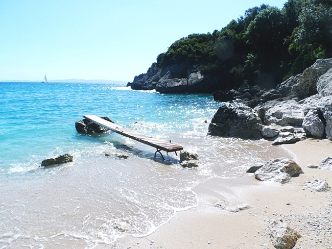 najlepse plaze sa tirkiznom vodom u Pargi i Grckoj