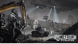 Homefront The Revolution Game Highly Compressed