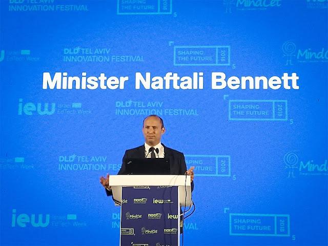 PM Israel, Naftali Bennett Sebut Program Nuklir Iran Langgar Garis Merah.lelemuku.com.jpg