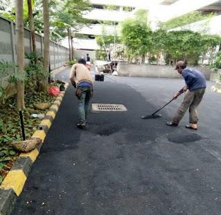 Kontraktor Aspal, Jasa Aspal Jalan, Jasa Pengaspalan