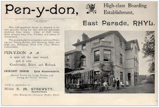 Pen y Don boarding house