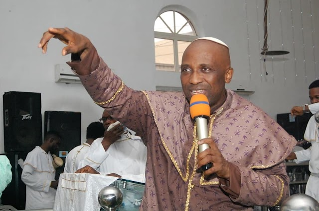 Primate Ayodele's Fulfilled Prophecy On Mali Coup, Ooni Of Ife Palace Fire